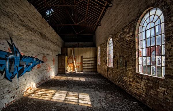 Derelict Building by carper123