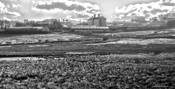 Dartmoor Prison by shell68
