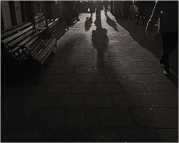 zombie shadows... by estonian