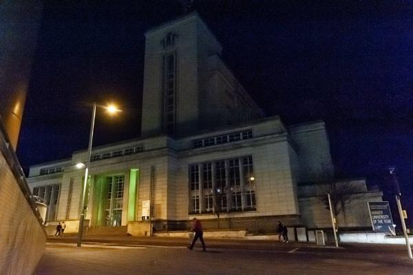 Nottingham Night by feen96