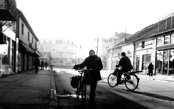 Shadows of Morning XVIII