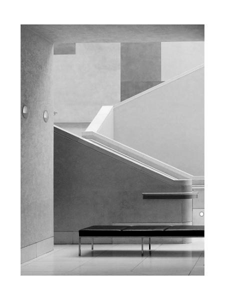 Tate Stairwell by BigAlKabMan