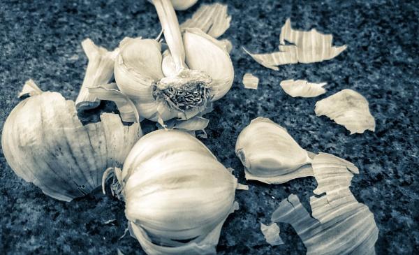 Garlic by KrazyKA