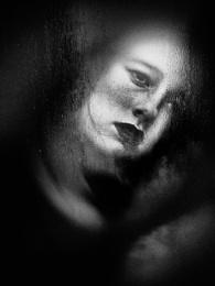 Woman Through a Window