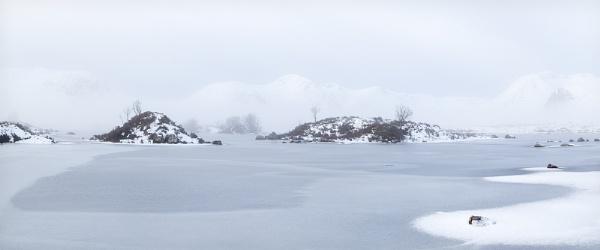 Mist on Rannoch Moor by Bigpoolman