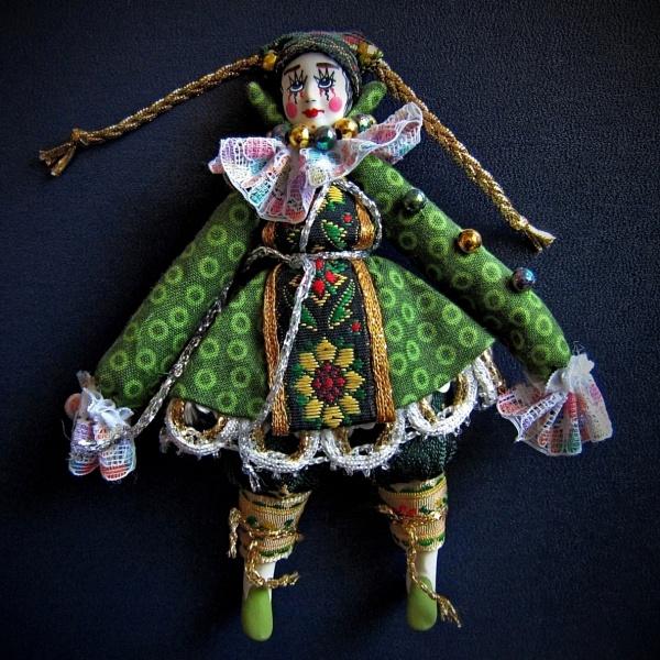 ethnic doll by leo_nid