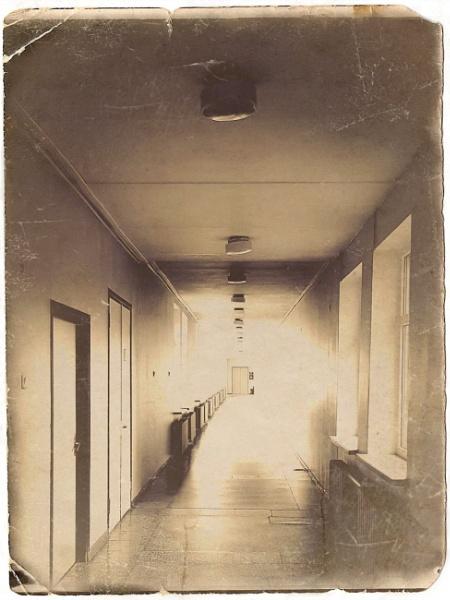 Hospitals corridor by Sony2