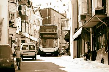 Stagecoach rides into town