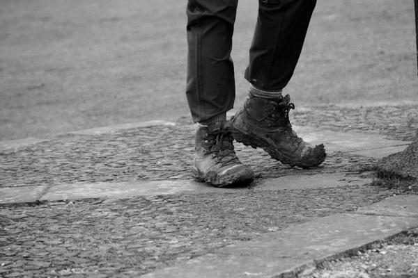 Hard dayÂ's walking. by Oldgeezer70