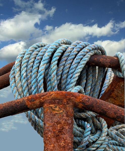Rust and Rope 2 by pamelajean