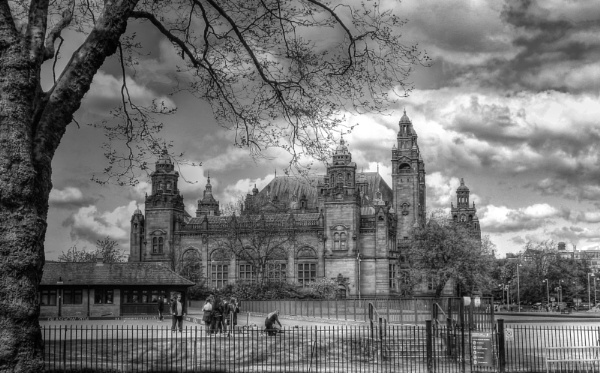 Kelvingrove Art Gallery and Museum by digital_boi