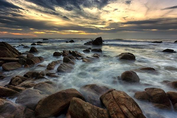 Early Morning South China Sea. by Buffalo_Tom