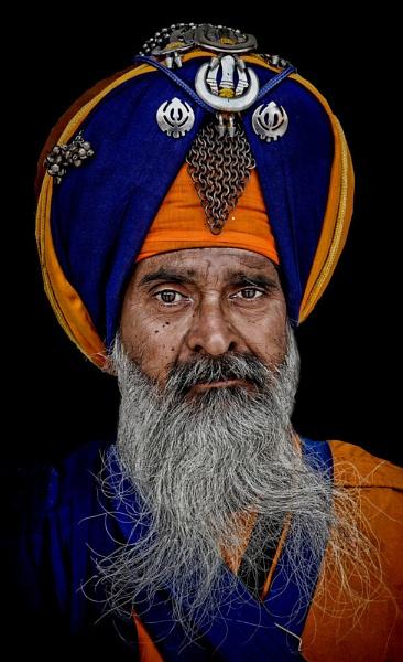 Nihang singh of Amritsar by sawsengee