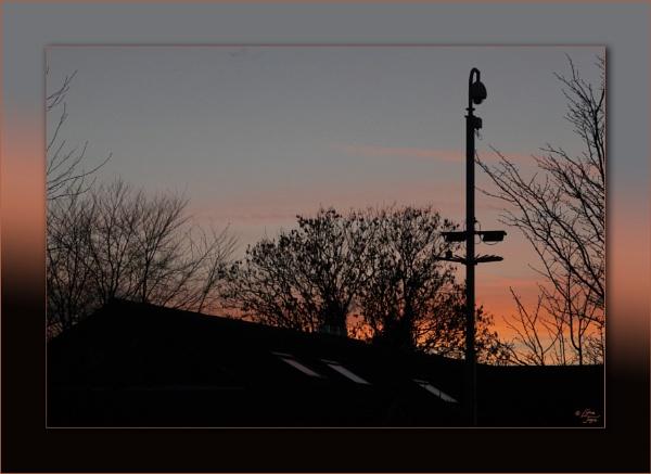 Shipley Sunday Sunset  by LynneJoyce