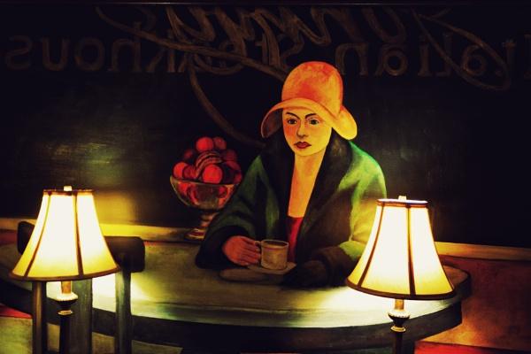 Contemplative Coffee by Merlin_k