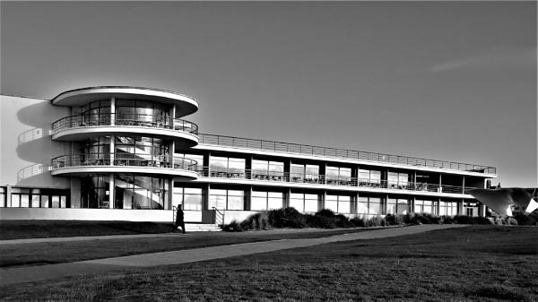 Art Deco, The De La Warr Pavilion Bexhill on Sea by mike9005