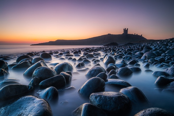 Dunstanburgh Moods by jeronius