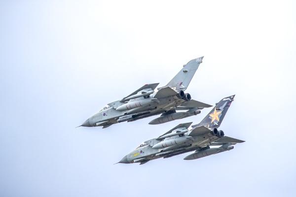 Tornado Flypast by Ray_Seagrove