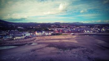 when the sea escapes - Newcastle N.Ireland