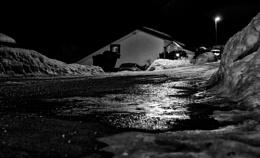 Photo : Snow & ice
