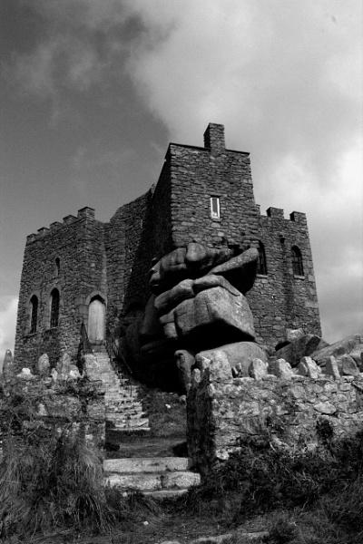 Carn Brae Castle by Priestcove