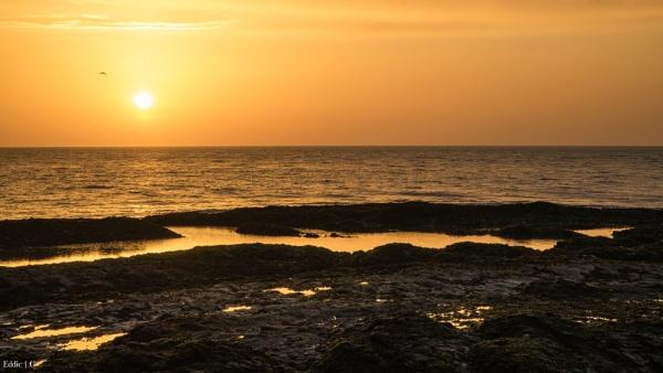 Golden hour by EddyG
