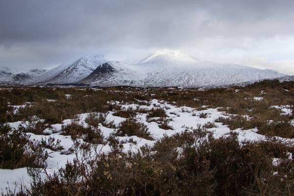 The Moor in Winter by Irishkate