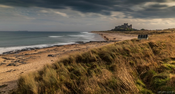 Bamburgh Castle by NDODS