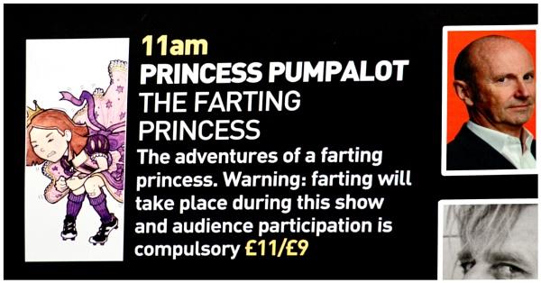 Princess Pumpalot by mac
