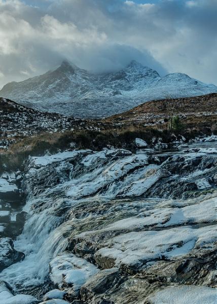 Winter on the Isle of Skye by RobertTurley