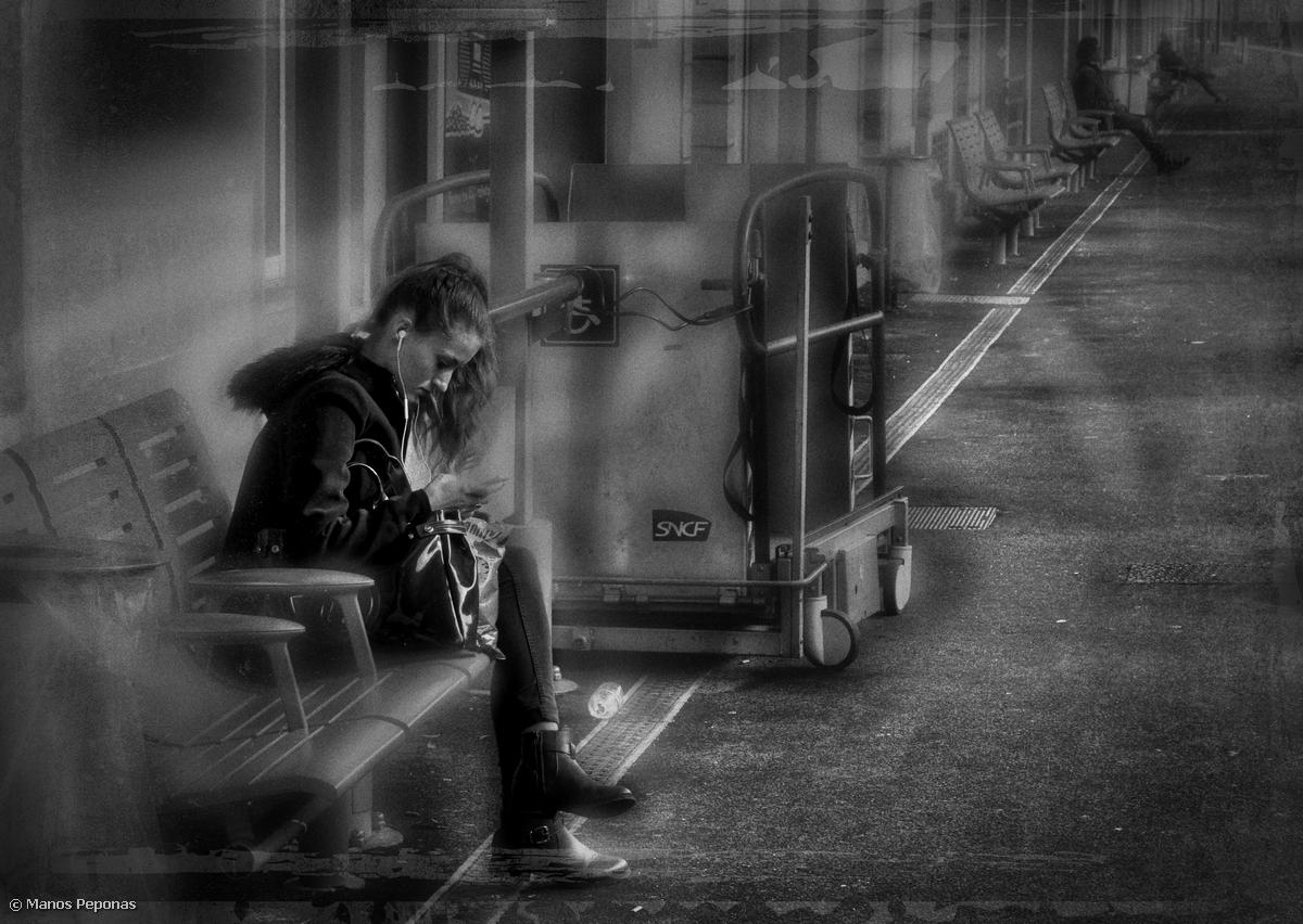 à la gare d'Avignon 16.01732