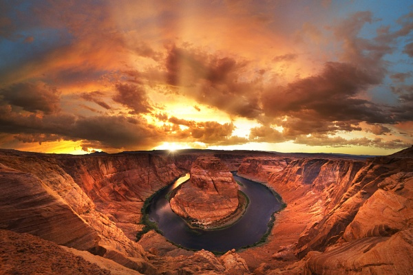 Canyonscape by CraigBill