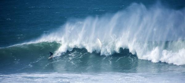 Surfing the Cribbar by Madoldie