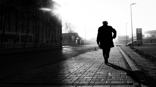 Shadows of Morning XIX by MileJanjic
