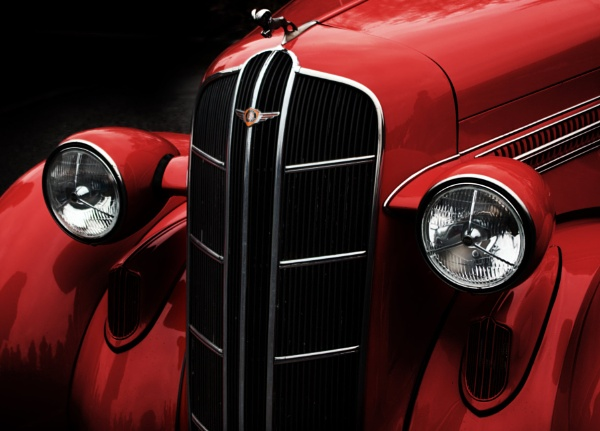 Red Dodge by PRC