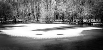 Frozen Patterns..