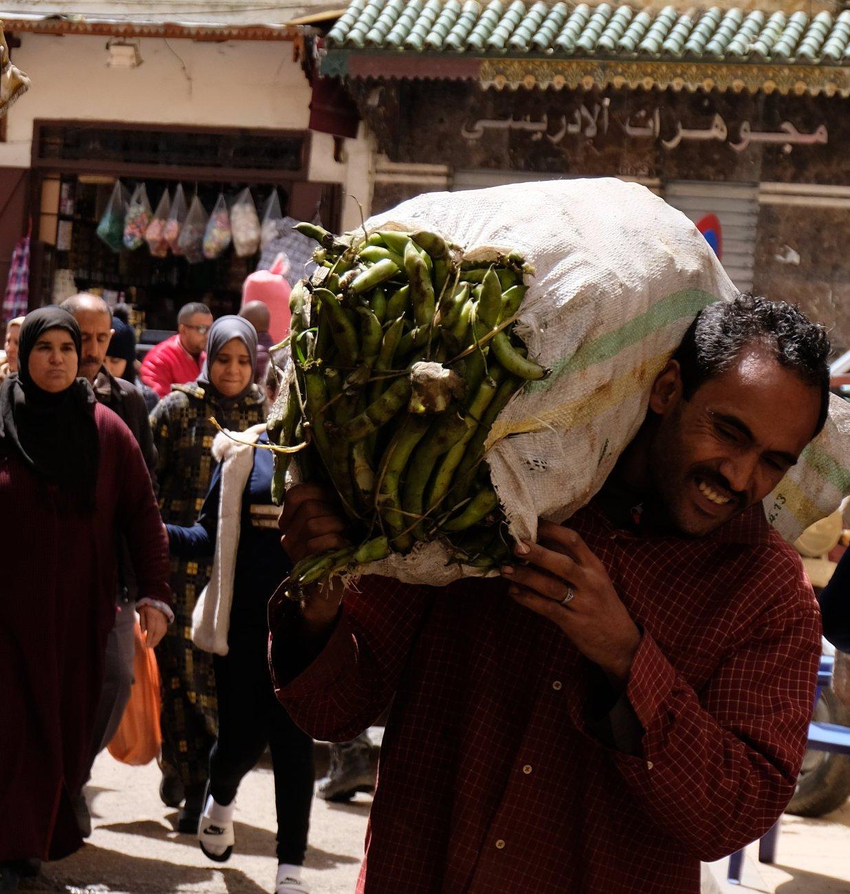 Working Men (2), Fez