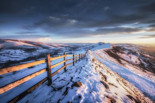 Winter Walk by Legend147
