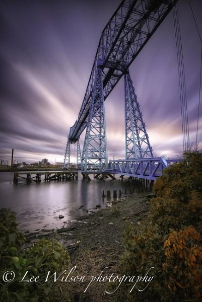 transporter bridge newport by Lee100