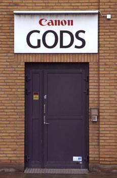Canon GODS