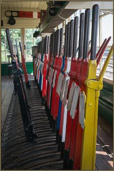 Lever Line-up