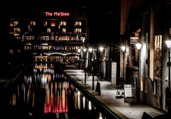 Night Lights Canal