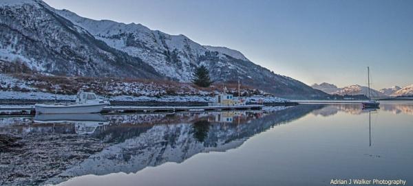 Glencoe village .Balahulish. Scotland. by Adrian57