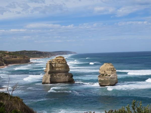Australia Twelve Apostles by Hattyharris