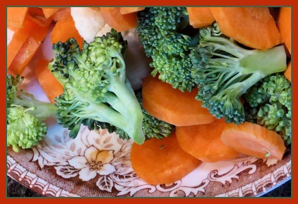 Eat Your Veggies by Joline