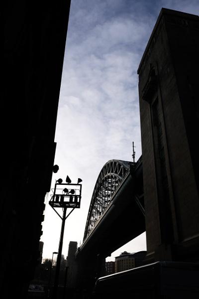Tyne Bridge. by paulbroad