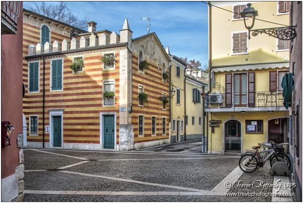 Piazza Porta S. Giovanni, Bardolino by TrevBatWCC