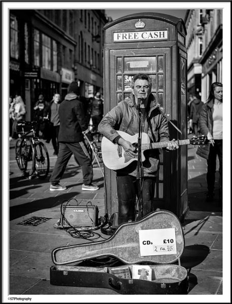 Music man by ian5986