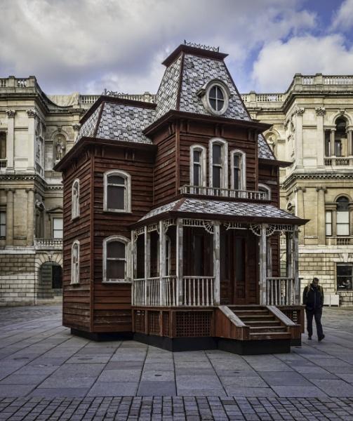 Psycho House by Jasper87