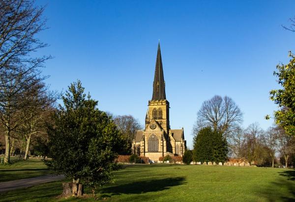 Wentworth Church by Jodyw17